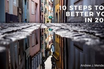 10 Steps to a Better You in 2018