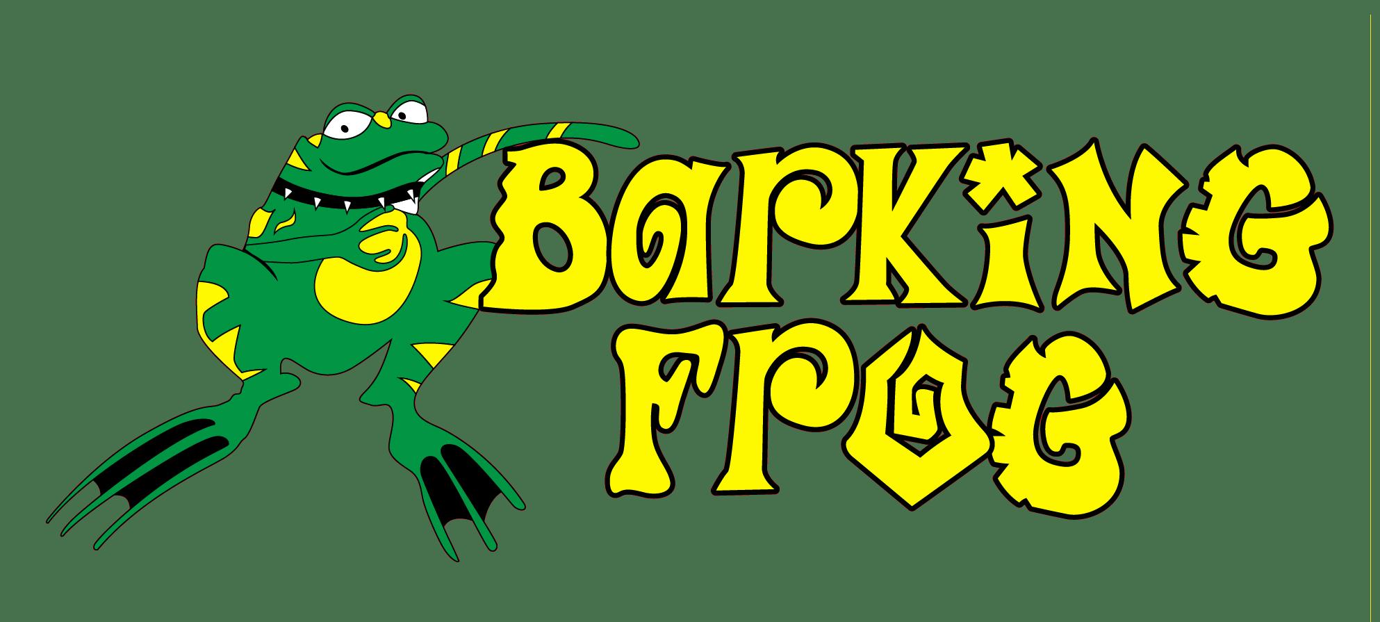 Beacon Barking Frog Logo