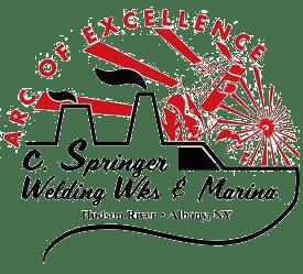 Charles Springer Welding & Marina Logo