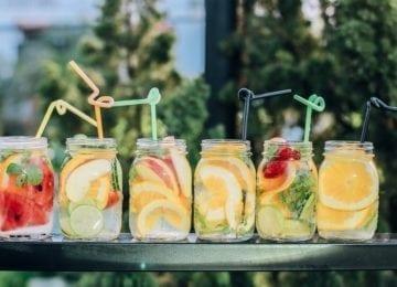Hudson Valley Summer Cocktails
