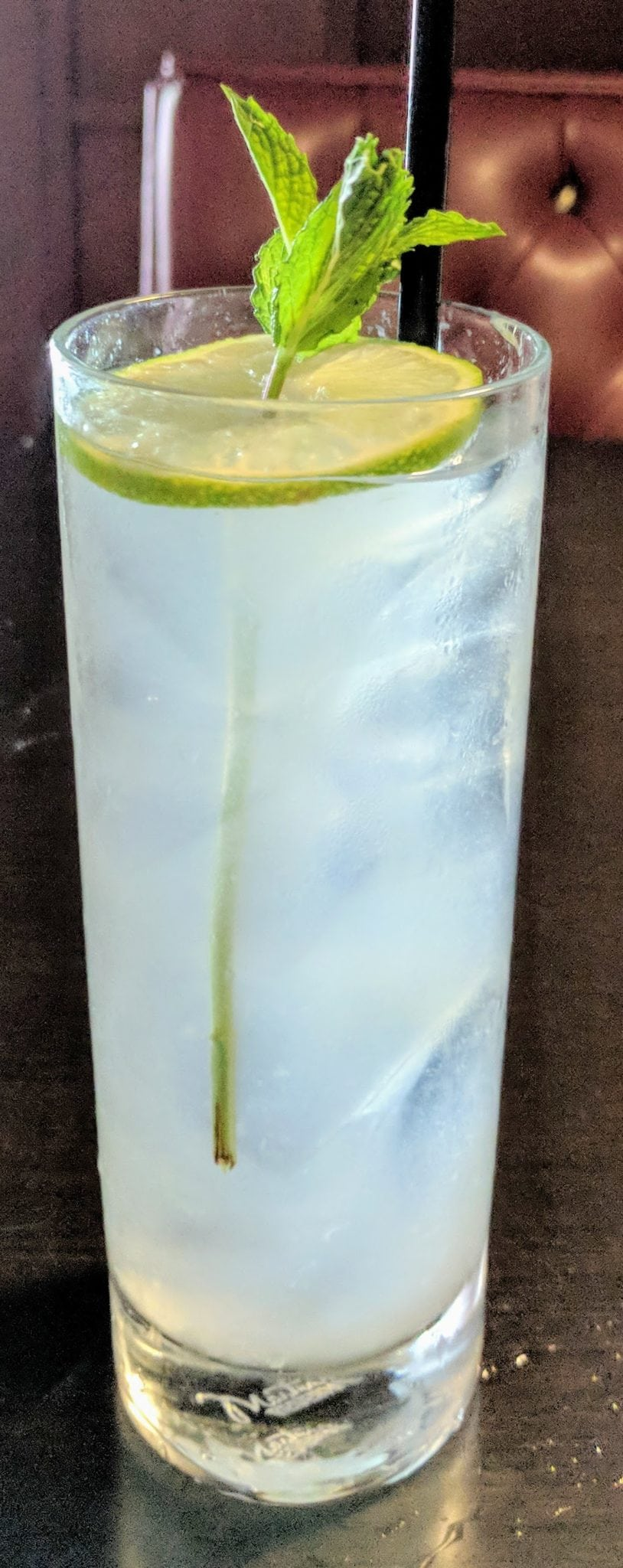 Juniper Ginger Cocktail