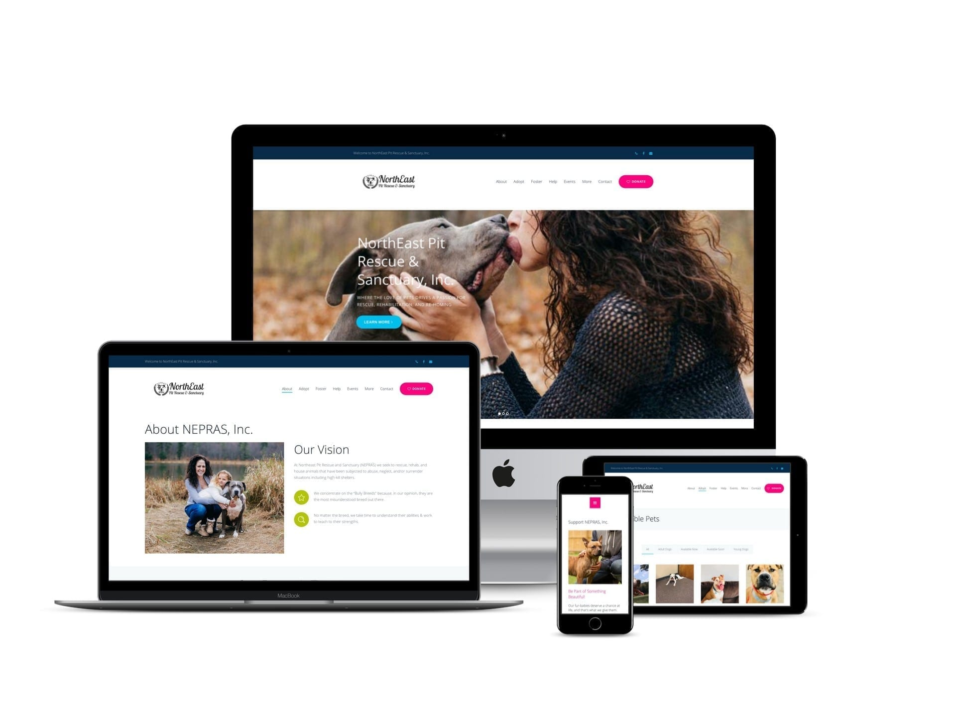 Binghamton NY Website Design