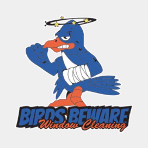 Birds Beware Logo