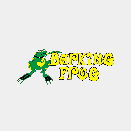 Beacon Barking Frog Logo