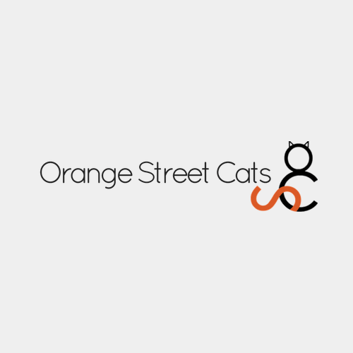 Orange Street Cats Logo