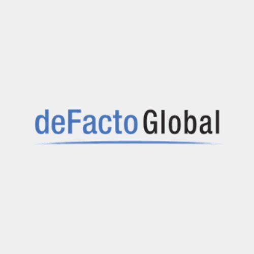 deFacto Global Logo