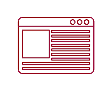 Website Copy & Graphics