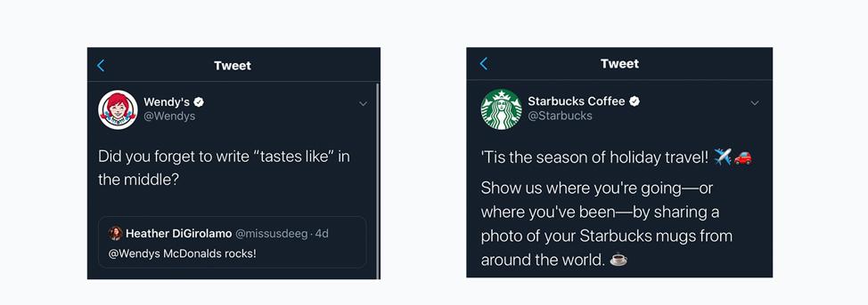 Brand Voice Example