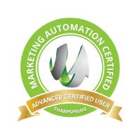 SharpSpring Advanced Certified User Badge
