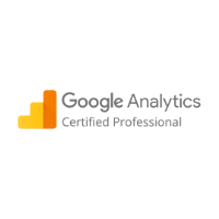 Google Analytics Certified Pro