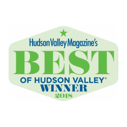 2018 Best of Hudson Valley Winner