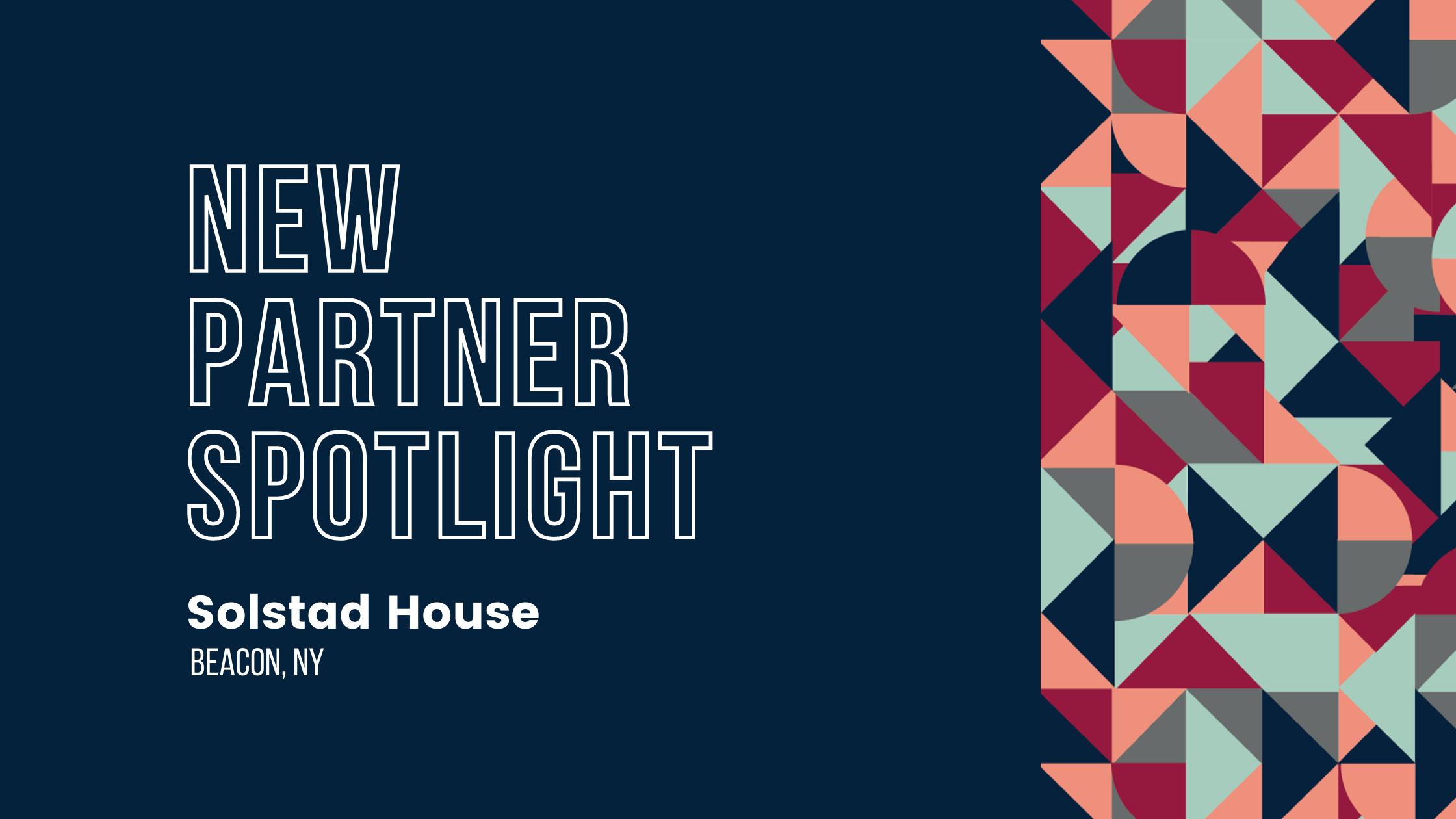 New Partner Spotlight Graphic