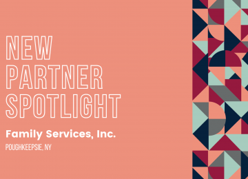 Family Services New Partner Graphic