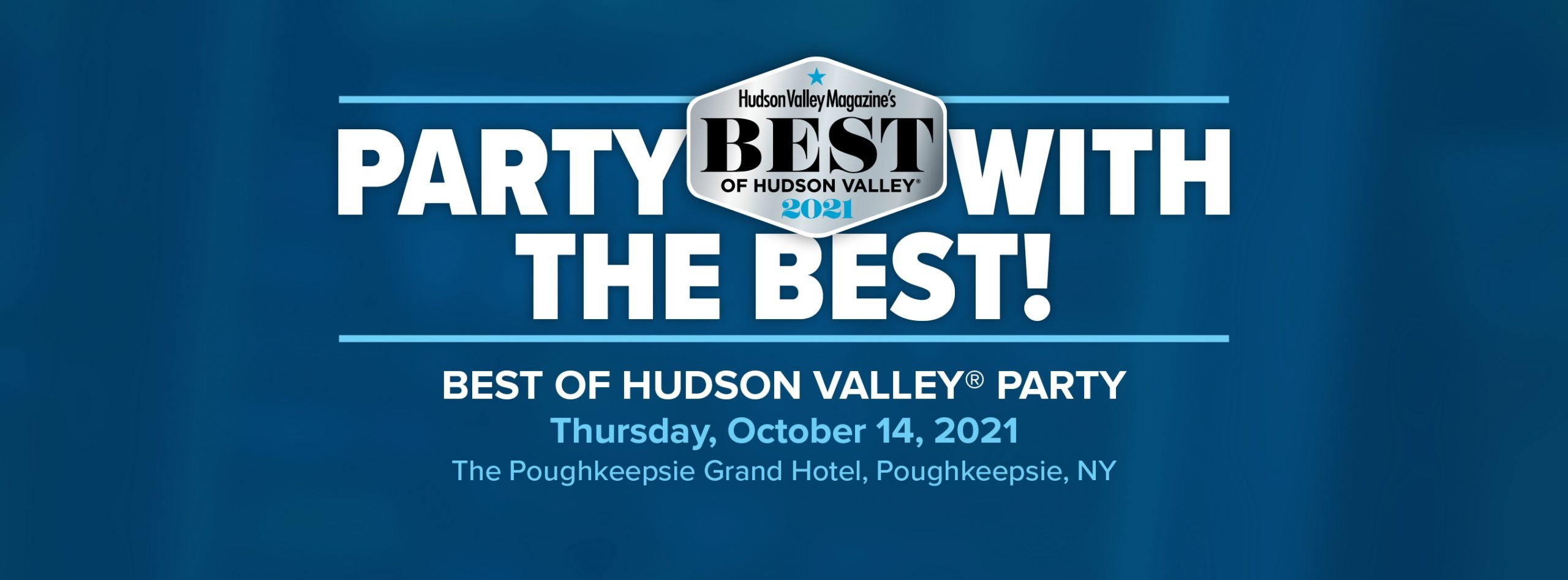 Best of Hudson Valley Graphic